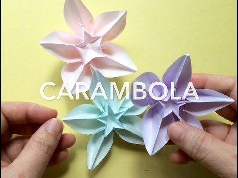 origami carambola star fruit diy origami carambola star fruit mightylinksfo