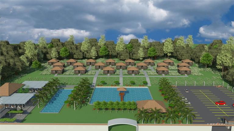 Disenos Y Planos De Parques Recreativos Estilo Bora Bora Proyecto Pr K1 Parques Planos Bora Bora