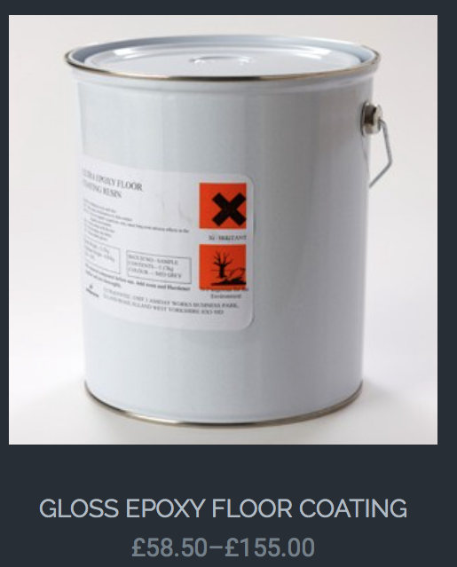 Gloss Epoxy Floor Coating Flooring sale, Flooring, Epoxy