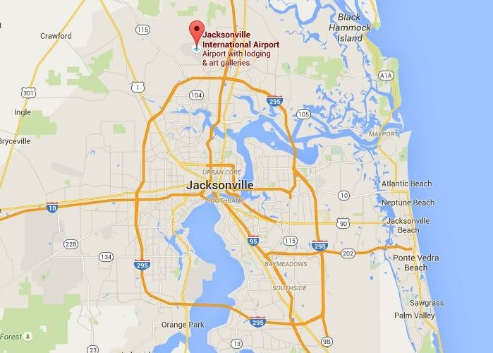 Jacksonville Florida Airport Baggage Auctions Jacksonville