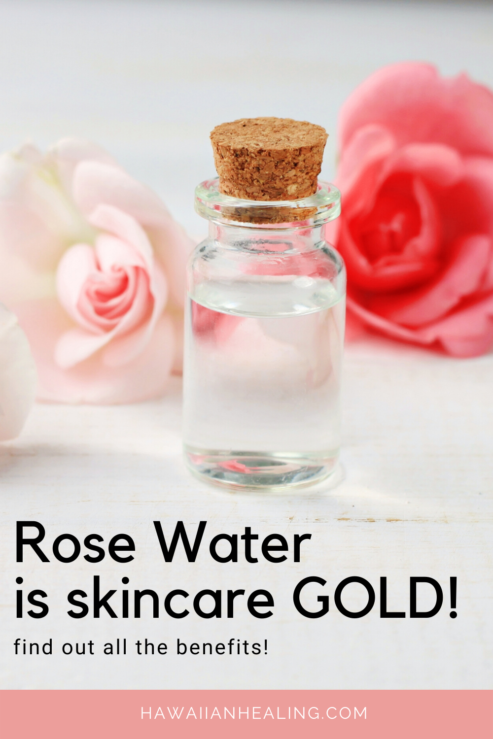 Roses May Be Red But Rose Water Is Skincare Gold In 2020 Rose Water Cream For Dry Skin Skin Care
