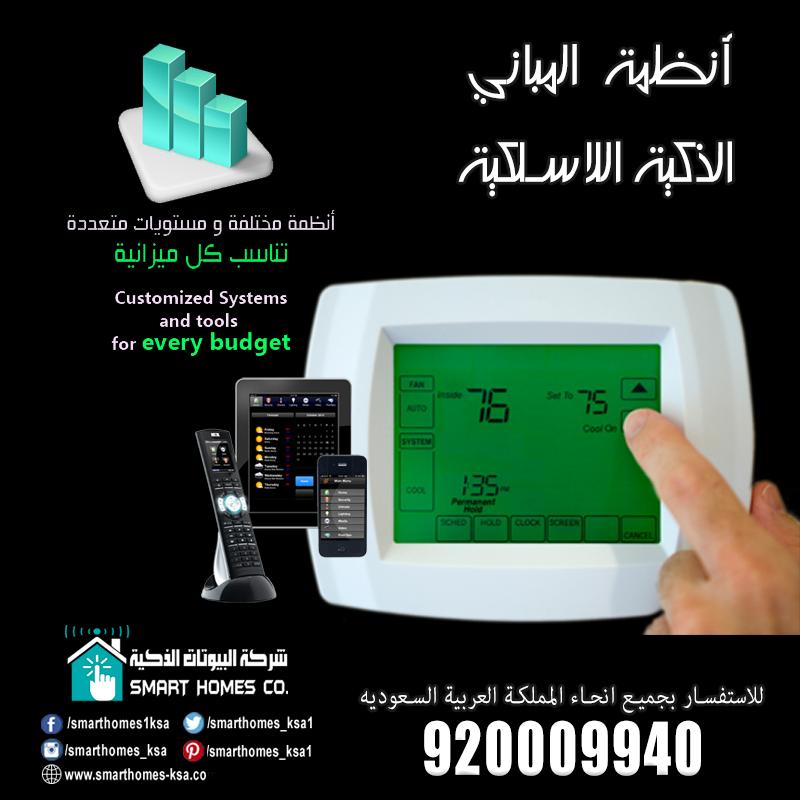 أنظمة المنازل الذكية تتكون من عنصرين الأول الموديول Module وهو جهاز يسمح بالتحكم في مكونات مختلفة في المنزل مثل الإنارة الستائر Budgeting Custom Smart Home