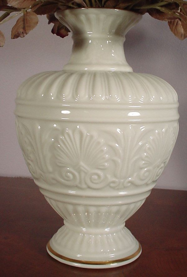549 Lenox Porcelain Vase From The Athenian Collectio On Vases
