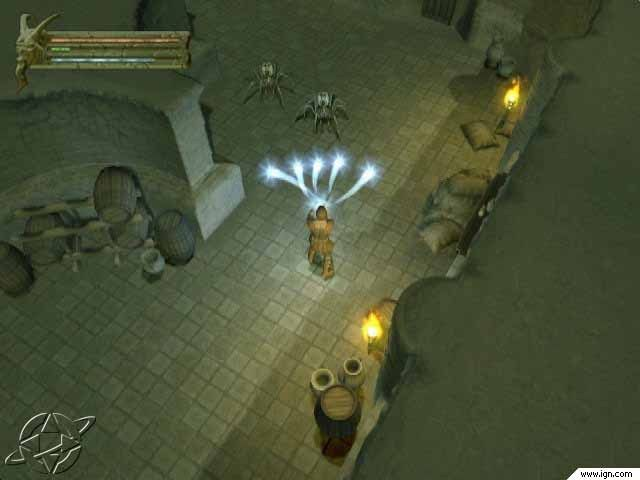 Baldur S Gate Dark Alliance Ps2 Baldur S Gate Secret Of Mana