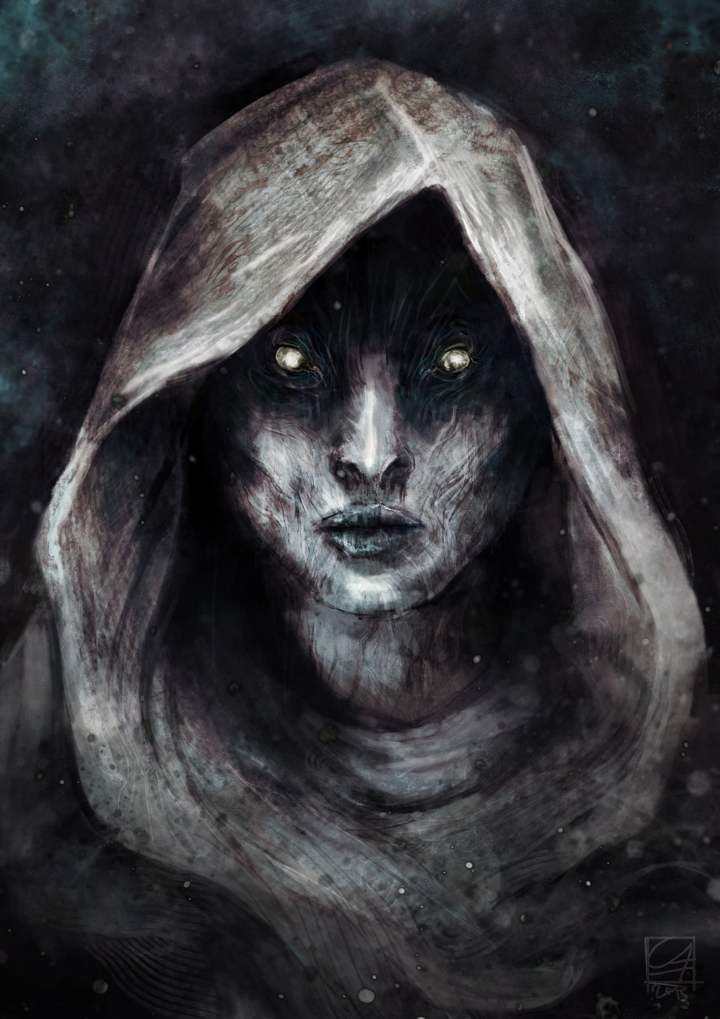 https://flic.kr/p/zrUP71 | Schattenhands Gesicht
