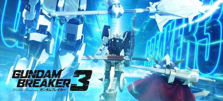 Nuove immagini di Gundam Breaker 3