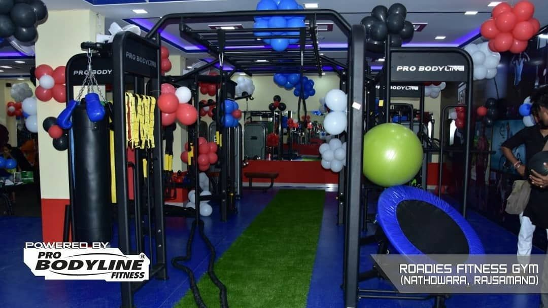 Another successful story by   @probodylinecare  .🏋🏋 Setup your own gym with   #probodyline   advance...