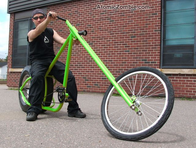 Make A Statement And Build Your Own Phat Chopper Bike Lowrider