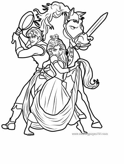 - 170 FREE Tangled Coloring Pages! Tangled Coloring Pages, Rapunzel Coloring  Pages, Disney Princess Coloring Pages