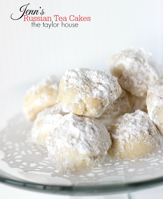 Jenn S Russian Tea Cakes The Taylor House Recipe Snowball Cookie Recipe Snowball Cookies Cookies Recipes Christmas