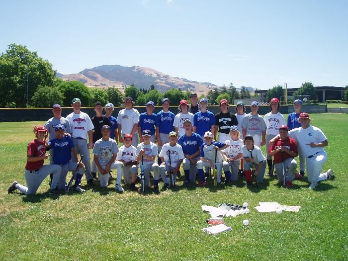 Besides expert evaluation and training, players attending the Bronco Baseball Academy