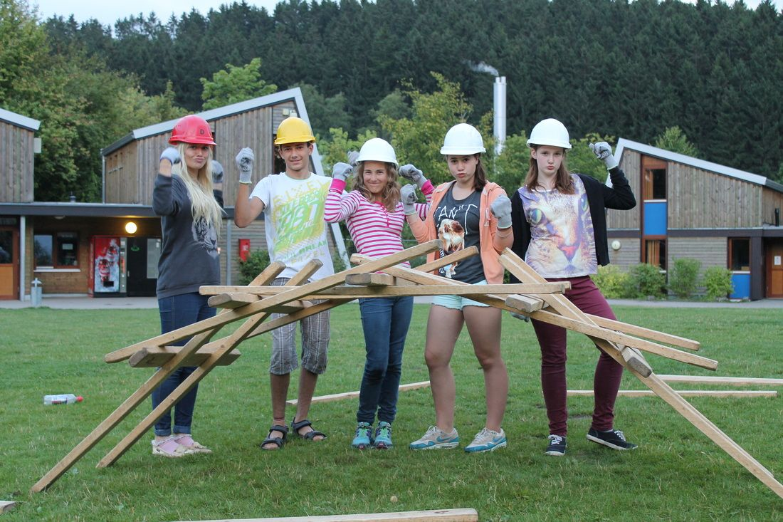 International German Residential Camp - Xplore Activity Camp for Ages 12 to 16 years