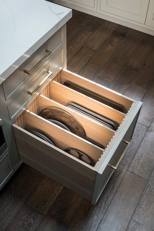 Tips for Kitchen Island Organization Ideas (5) - Home Decor & DIY Ideas