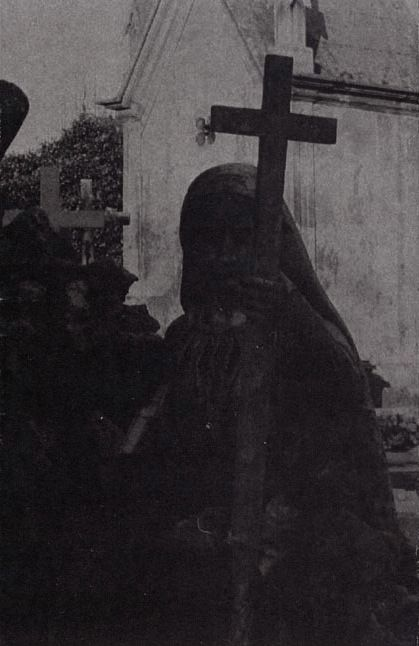 cross crucifix silhouette graveyard cemetery dark aesthetics