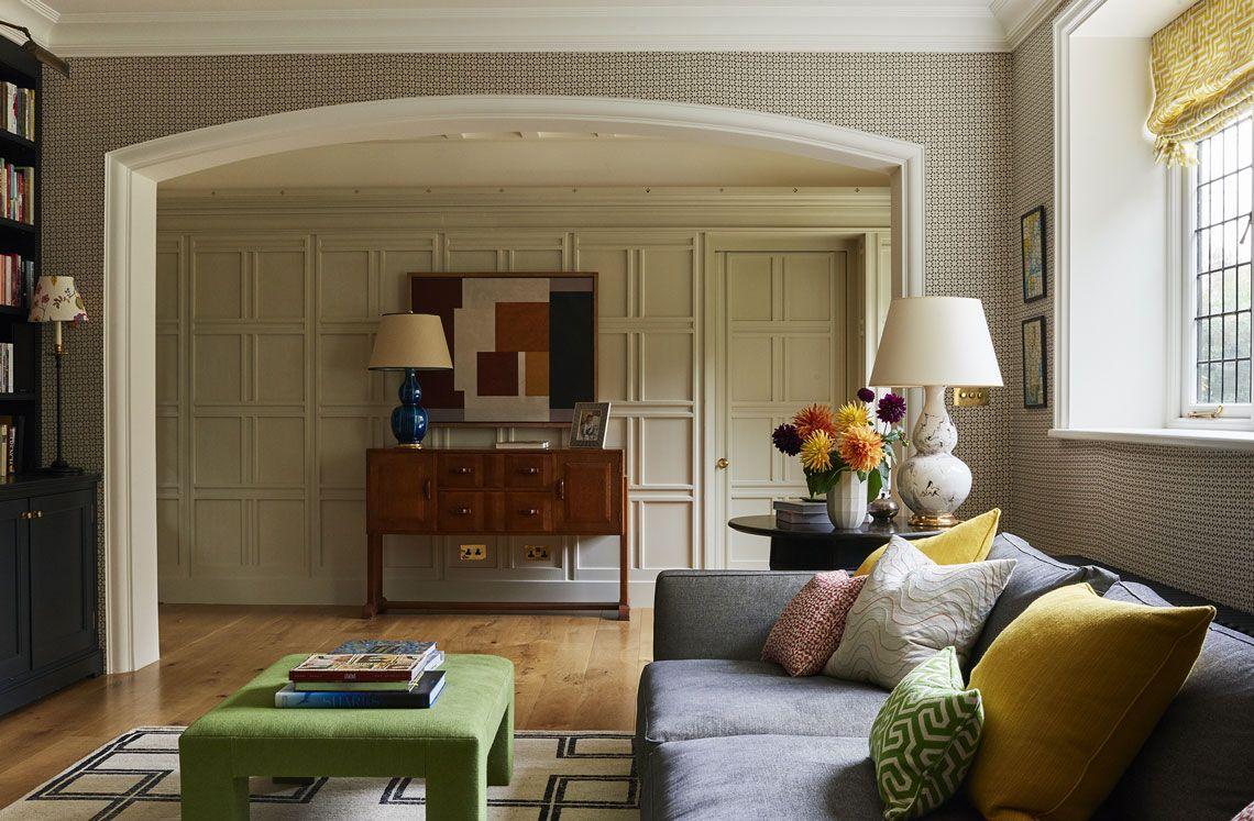 An Arts and Crafts House - Ben Pentreath Ltd | Bungalow | Pinterest ...