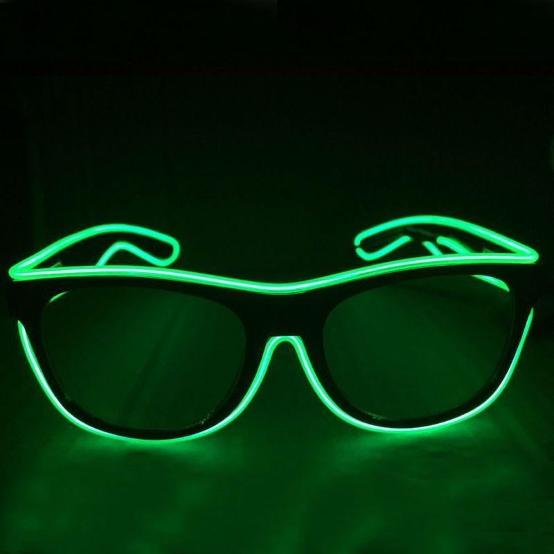 Flashing LED Disco Glasses | Wearable Art Disco | Pinterest ...