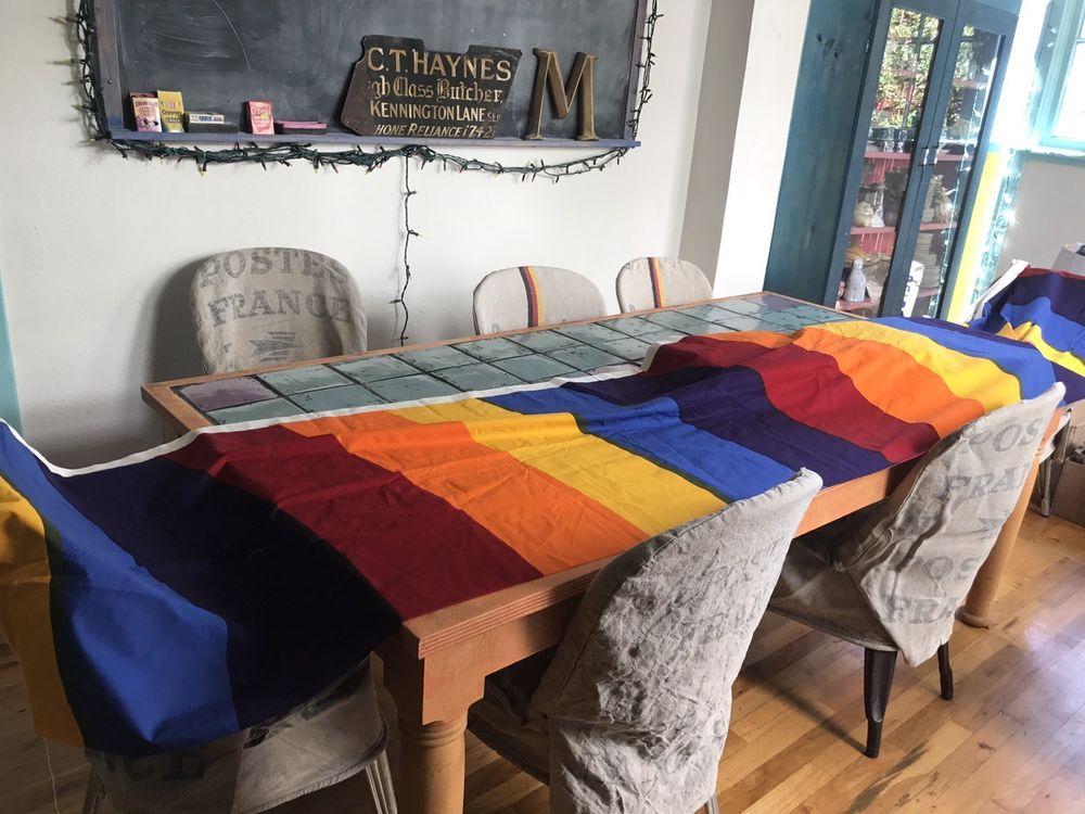 Vtg Marimekko HUGE BOLD Pristine Unused Fabric 1973 RARE~146