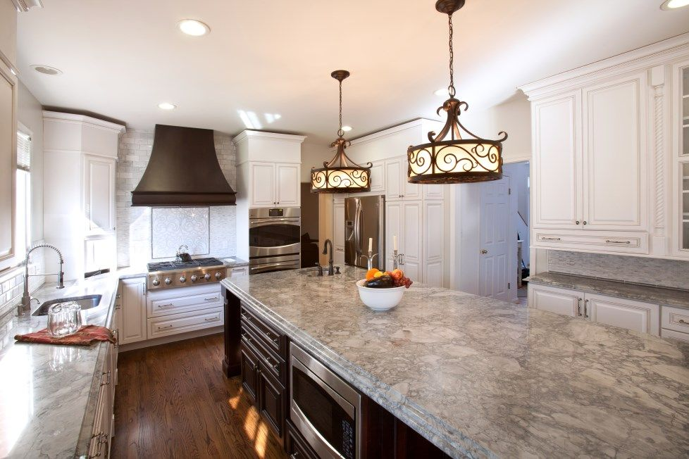 An island that you could land a small plane on! #kitchen island ...