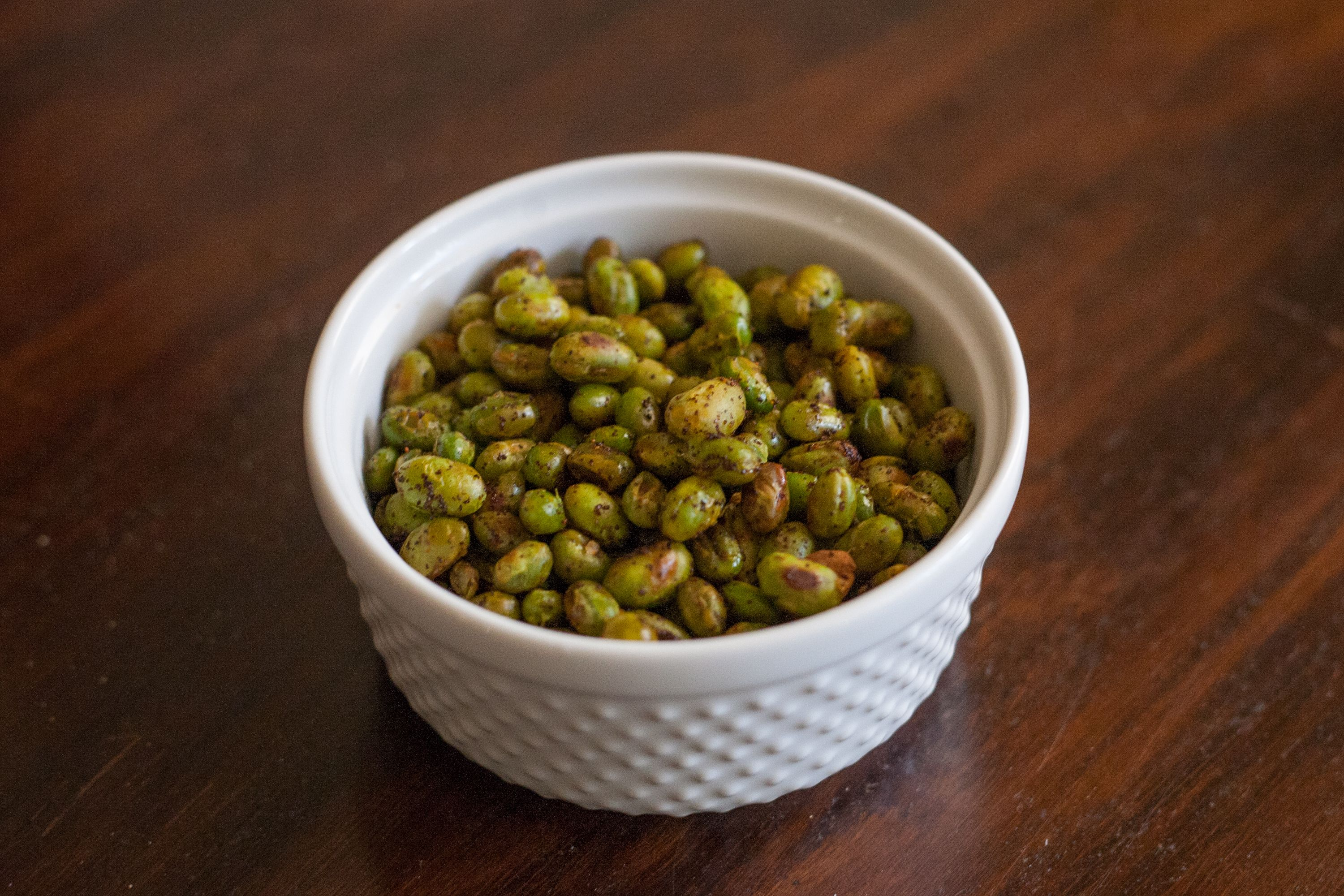How to Roast Soybeans (with Pictures)