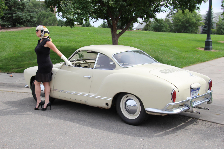 1962 Volkswagon Karmann Ghia For Sale on eBay. - YouTube | Dream ...
