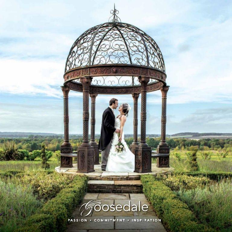 Goosedale weddingbrochure dream wedding venues wedding