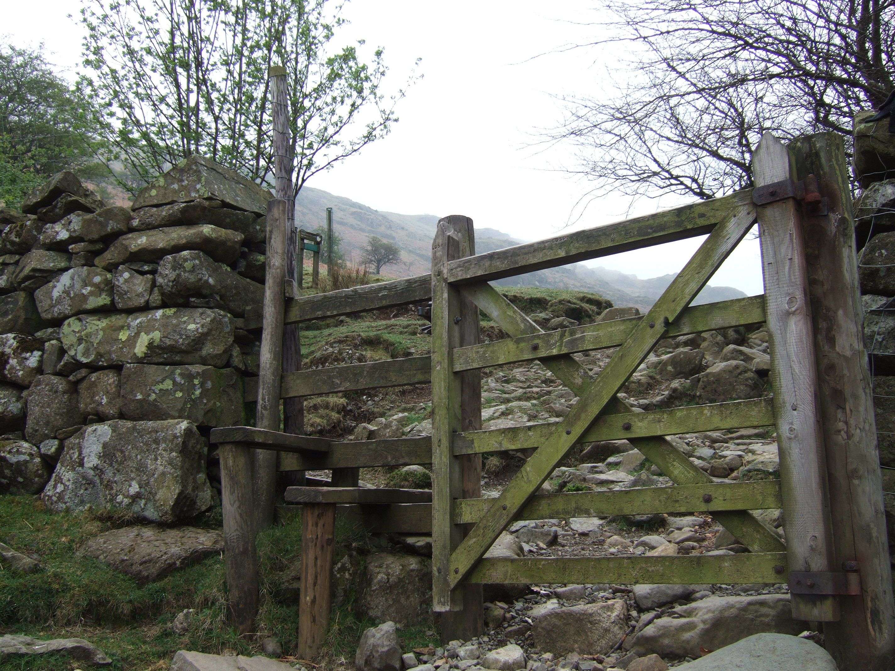 the path to Hellvellyn