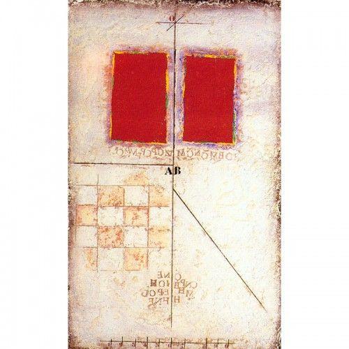 Deux Rouge en Nomenclature  by  James Coignard