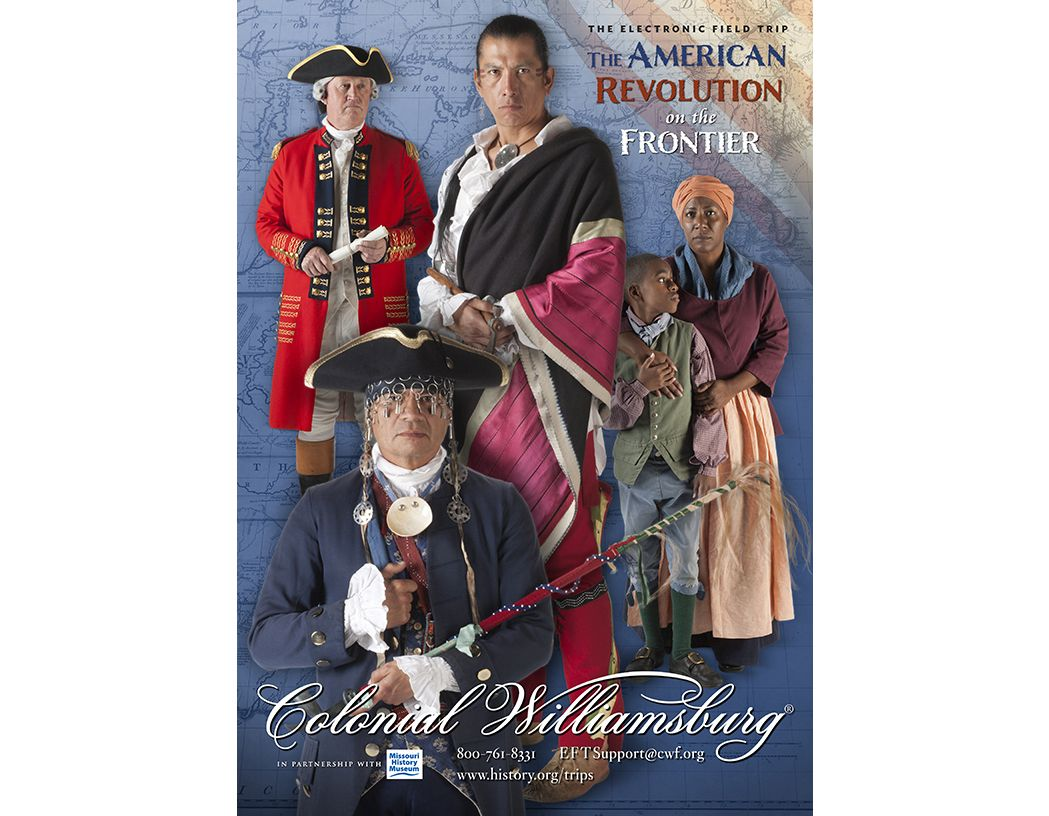 The Emmy Award Winning Colonial Williamsburg Electronic