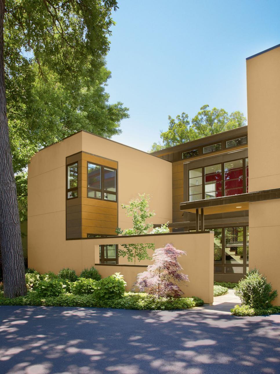 28 Inviting Home Exterior Color Ideas Contemporary House