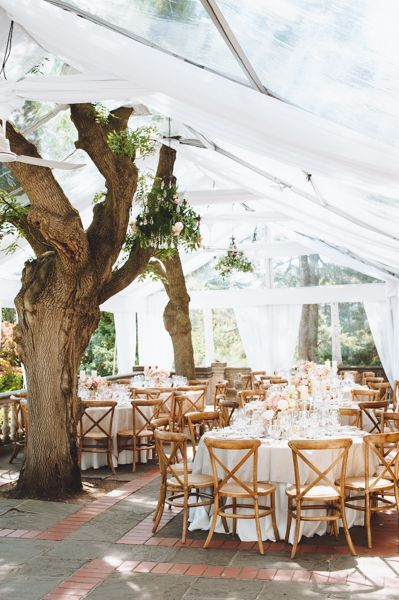 Outdoor Day Venue Shaded Over by White Tent Graydon Hall Manor Venue & Pin by Rejoice In The Journey on wedding | Pinterest | Hall ...