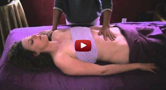 Abdomen Massage Video