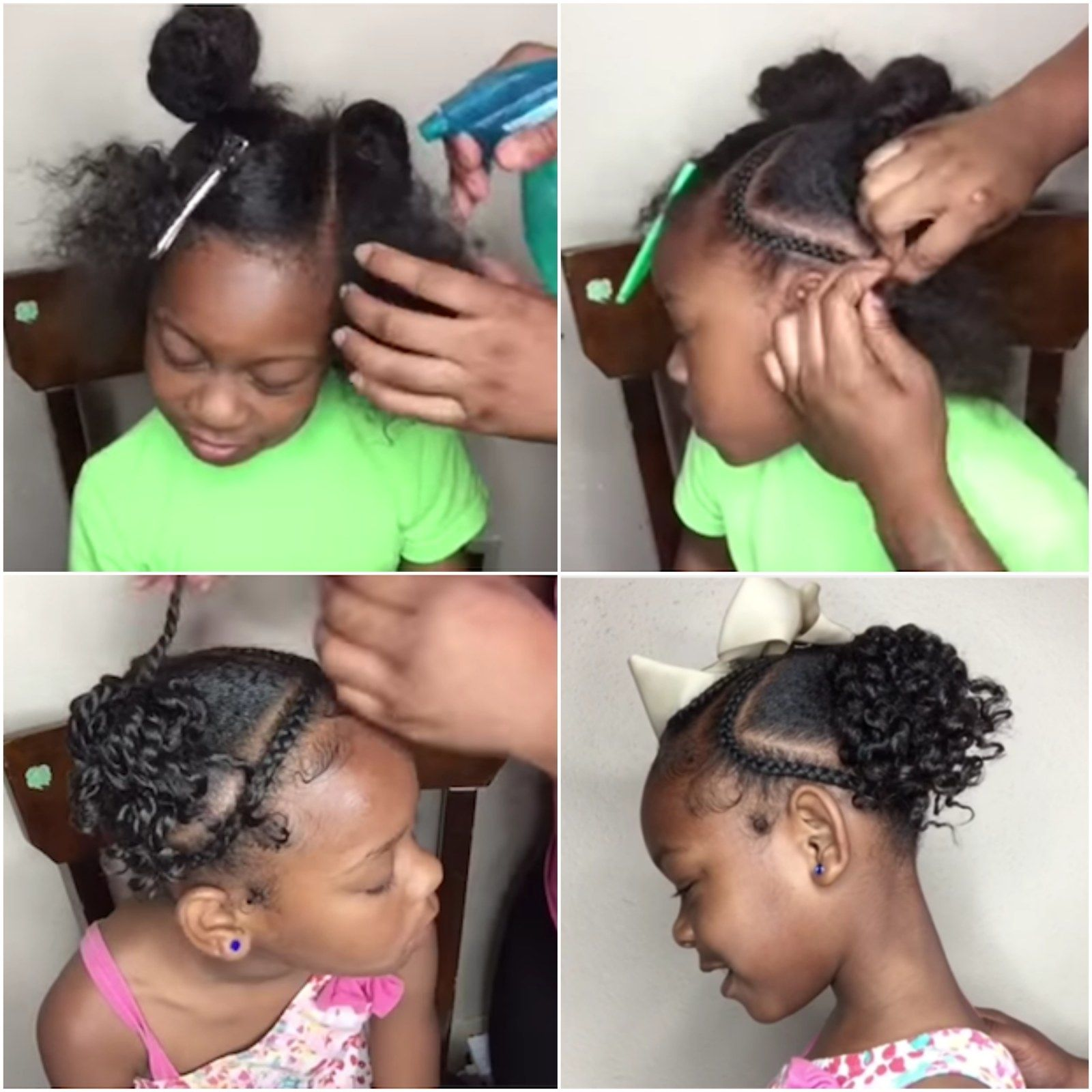 cute and easy hairstyles for kids kid hairstyles children hair