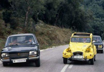 Bond In A 2cv Bond Cars James Bond Cars James Bond