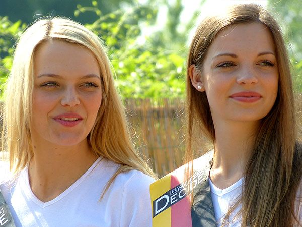 Miss Deutschland Wahl in Halle