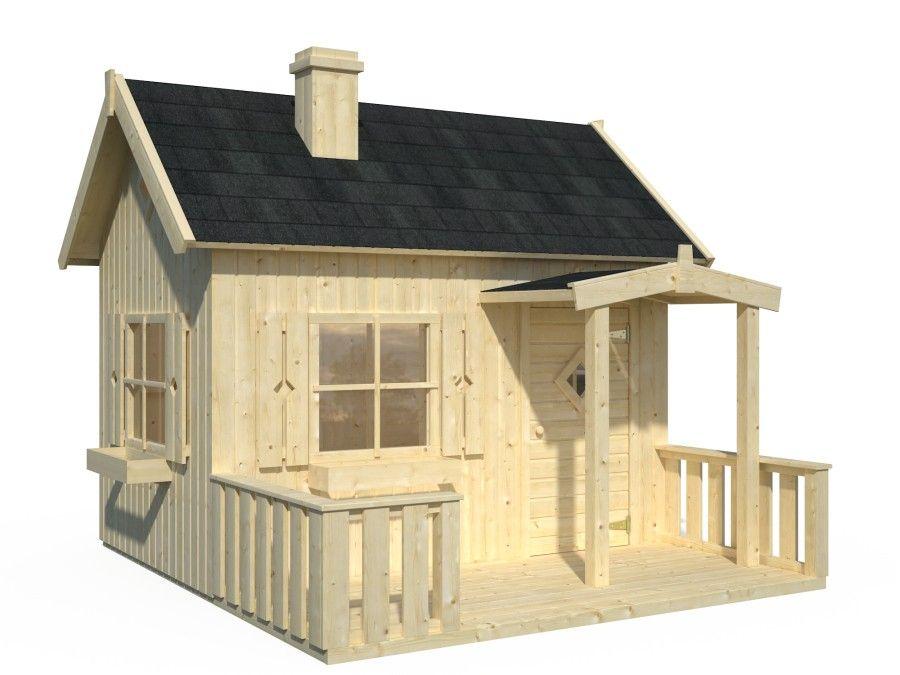 Cabane enfant la palombiere cabane enfant en 2019 - Cabane de jardin en bois pour enfants ...