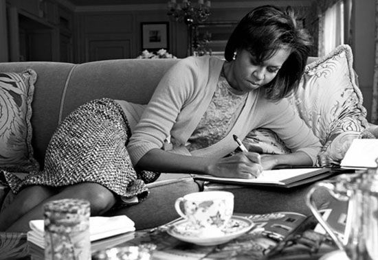 Michelle Obama, Lawyer and First Lady.