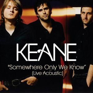 Somewhere Only We Know Is A Song Performed And Composed By
