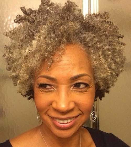 natural hairstyles in requital for manada whisker in excess of 50