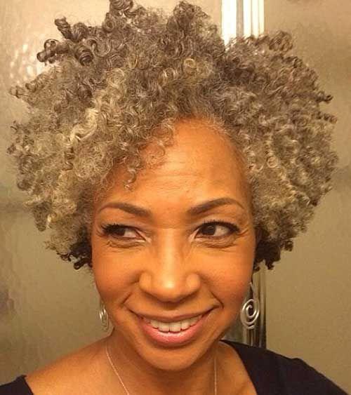 20 Short Haircuts For Black Women Short Natural Hair Styles