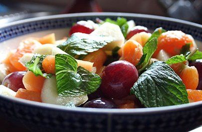 Zak's Blog: Moroccan Fruit Salad