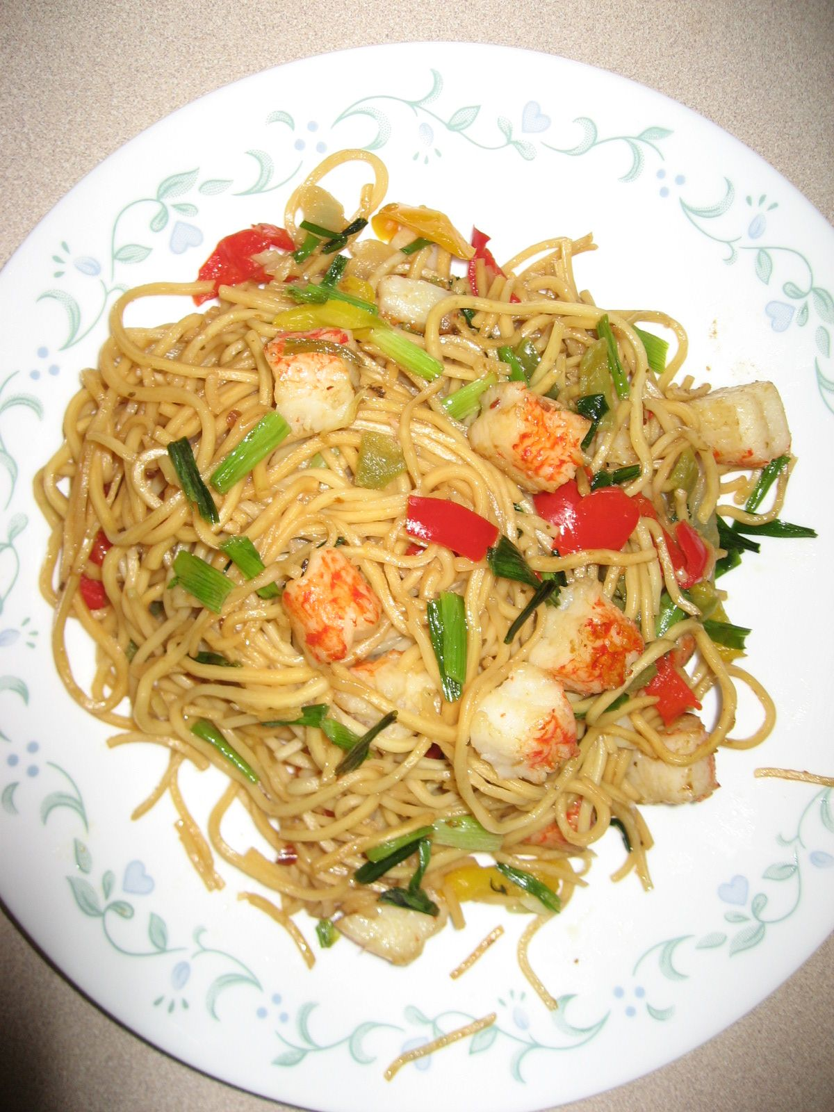 Chinese noodles and lobster tempts my palate pinterest noodle chinese noodles with lobster is a quick and easy to make dish with readily available ingredients this dish does not have msg and is made using simple forumfinder Choice Image