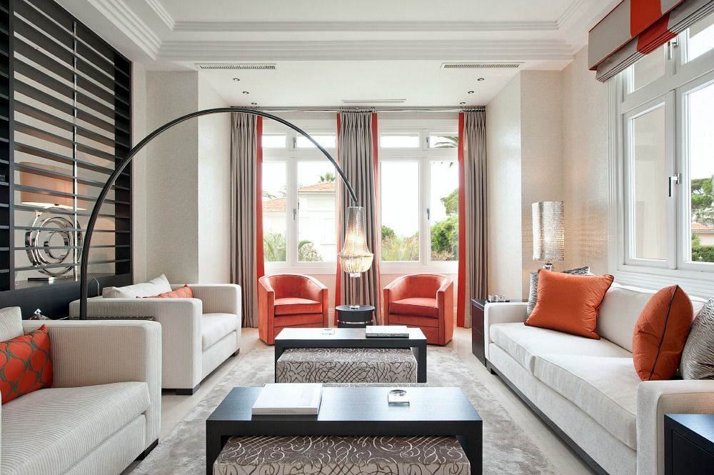 Juan Le Pins, Overseas Project, Interior Design Portfolio, Hill House  Interiors Are A London Based Interior Design Company With A Showroom In  Elystan Street ...