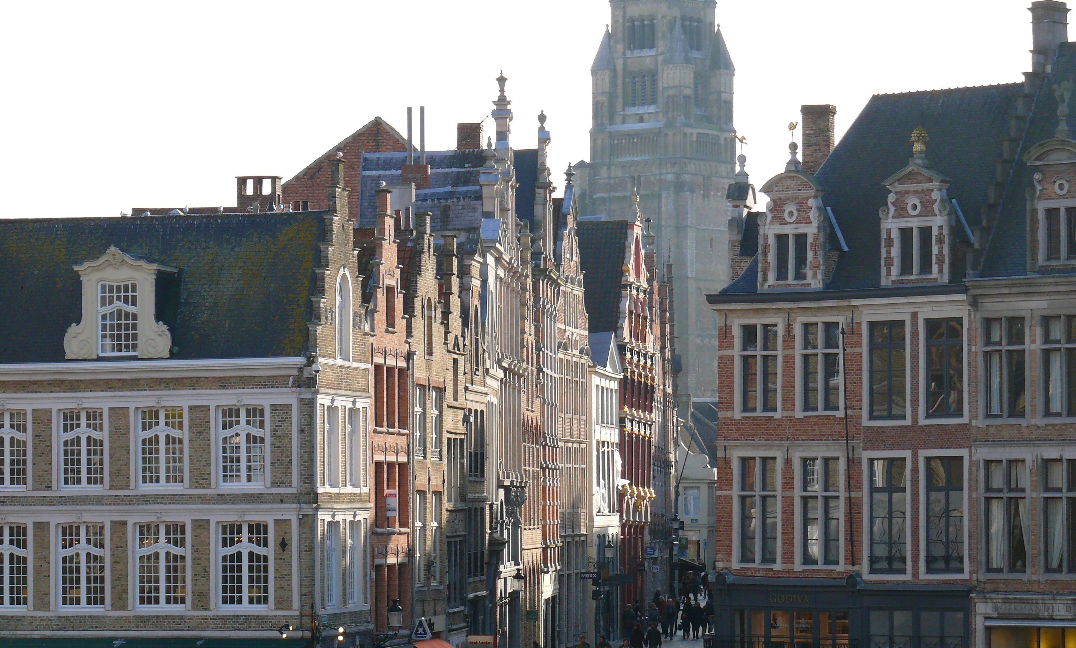 Bruges (Brugge) Belgium photo by The Shabby Shed shabbytreats.com