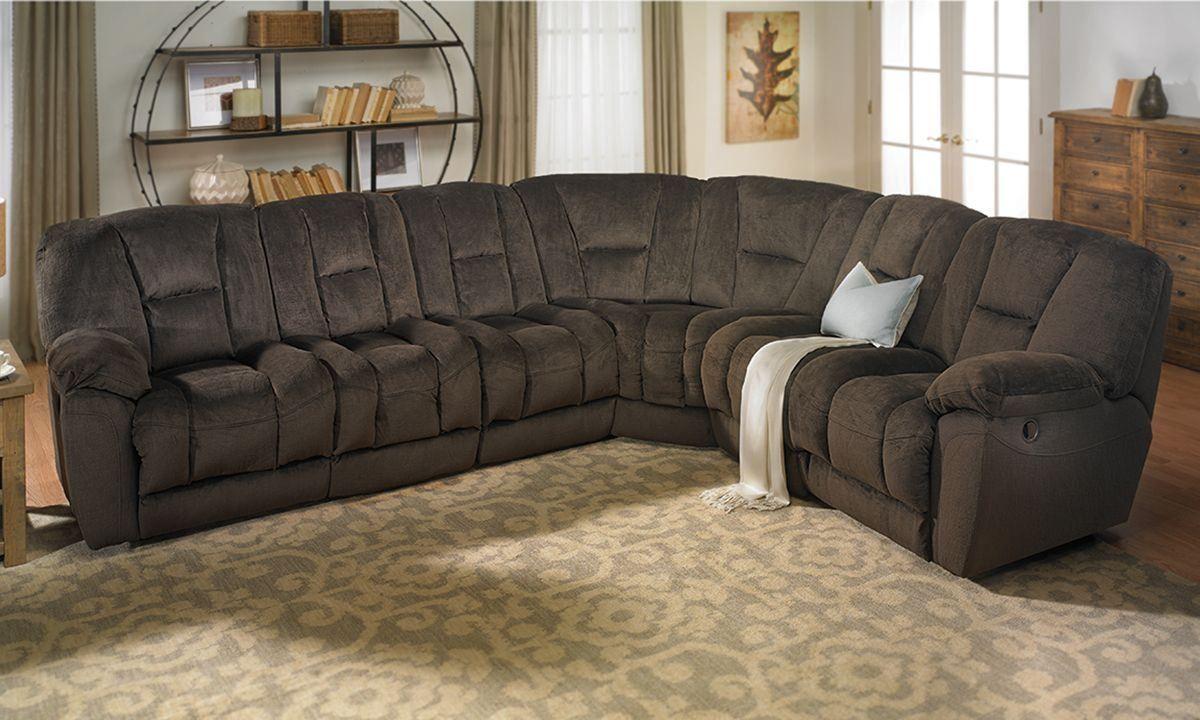 Memory Foam Sectional Sofa