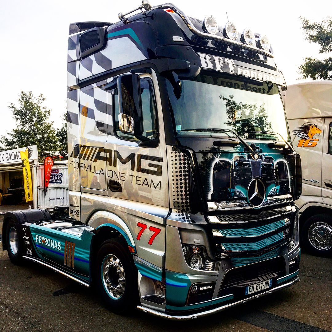 mp4 actros amg all4truckers a4t customtrucks. Black Bedroom Furniture Sets. Home Design Ideas