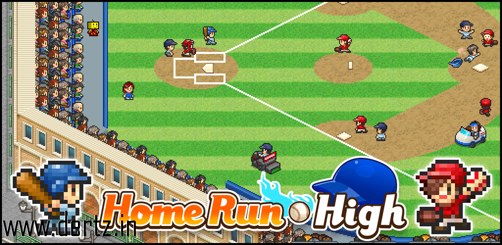 You Can Now Get Home Run High Along With Many Other Free Games Apk Files From Dertz Download Link Is Http Www Dert Homerun Free Games Android Mobile Games