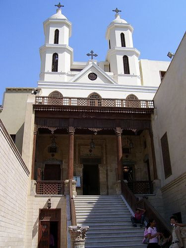 Hanging Church With Images Visit Egypt Life In Egypt Egypt