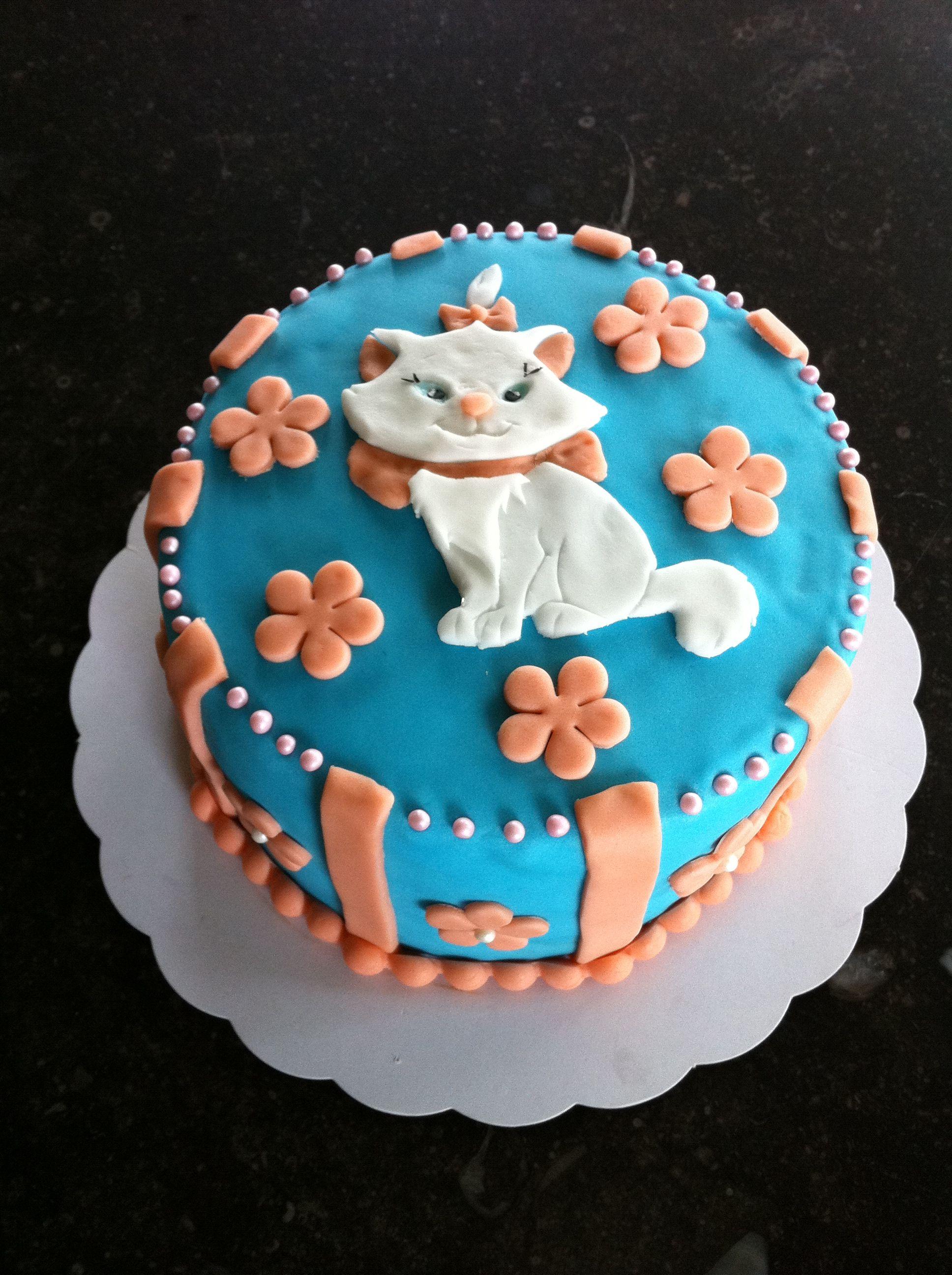 Aristocat cake Cake, Celebration cakes, Homemade cakes