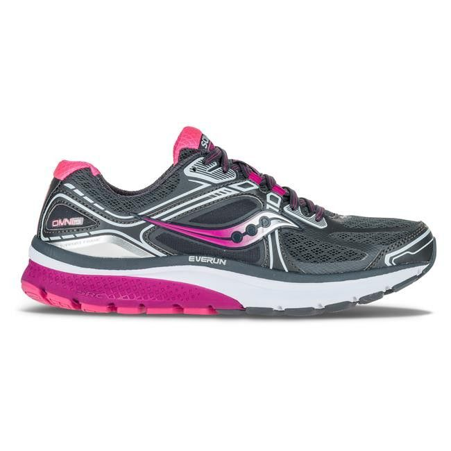 2e473b7f Built on the high-tech Sauc-Fit stability system, the Saucony Omni ...