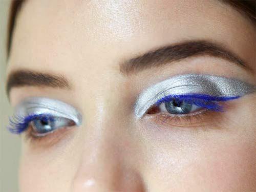 Amazing fuchsia make up for future photoshoot!!!